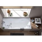 Акриловая ванна Aquanet Tessa 170x70