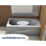 Акриловая ванна AQUATEK Афродита 150x70 с гидромассажем