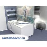 Акриловая ванна AQUATEK Европа 180x80 с гидромассажем