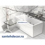 Акриловая ванна AQUATEK Феникс 150x75