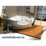 Акриловая ванна AQUATEK Калипсо 146x146 с гидромассажем