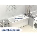 Акриловая ванна AQUATEK Либра 150x70