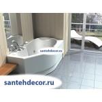 Акриловая ванна AQUATEKТаурус 170x100 правая и левая с гидромассажем