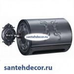 Бумагодержатель с крышкой закрытый  Gabriel Antic Brass 13903- VBR
