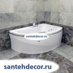 """Гидромассажная акриловая ванна """"Альбена"""" 1680x1200"""