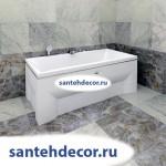 """Гидромассажная акриловая ванна """"Палермо""""  1800х850"""