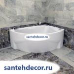 "Гидромассажная акриловая  ванна  ""Астория"" 1680х1200"