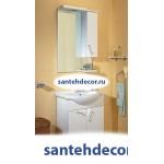 Мебель для ванной комнаты  Aqwella Алина 55/65