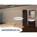 Мебель для ванной комнаты Bellezza Камелия-65 тумба с ниж. ящ. пленка ПВХ + раковина