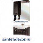 Мебель для ванной комнаты Bellezza Камелия-85 тумба с 2 ящ. пленка ПВХ + раковина