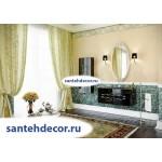 Мебель для ванной комнаты  Aqwella Clarberg Due amanti 100/120