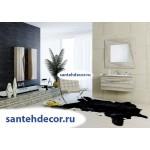 Мебель для ванной комнаты  Aqwella Clarberg Papyrus wood 100