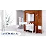 Мебель для ванной комнаты  Aqwella 5 Stars Milan 80/100