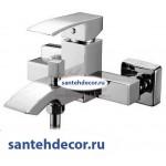 Смеситель для ванны и душа CEZARES QUATTRO-VD-01 хром