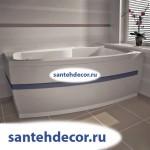 Ванна акриловая РАДОМИР АРИЗОНА 1700х1000