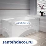 Ванна акриловая РАДОМИР АСТРУМ 1500х750