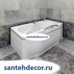 "Гидромассажная акриловая ванна ""Конкорд"" 1800х1200"