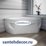 Ванна акриловая   РАДОМИР ФИЕСТА 1500х1090