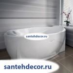 Ванна акриловая РАДОМИР ЛАГУНА 1850х1240