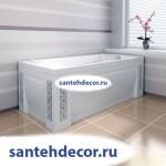 Ванна акриловая   РАДОМИР ЛАРЕДО 3 1700х700
