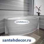 Ванна акриловая РАДОМИР ОРСИНИ 1600х900