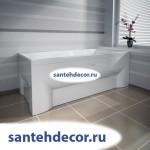 Ванна акриловая РАДОМИР ПАЛЕРМО 1800х850