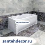 "Гидромассажная  акриловая ванна ""Парма"" 1800х850"