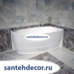 """Гидромассажная акриловая ванна """"Орсини"""" 1600х900"""