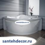 Ванна акриловая РАДОМИР СОРРЕНТО 1480х1480
