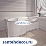 Ванна акриловая РАДОМИР ВАЛЕНСИЯ 1700х950