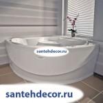 Ванна акриловая РАДОМИР ВЕРОНА 1490х1490