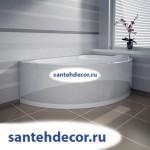 Ванна акриловая РАДОМИР ВАРНА 1650х1050