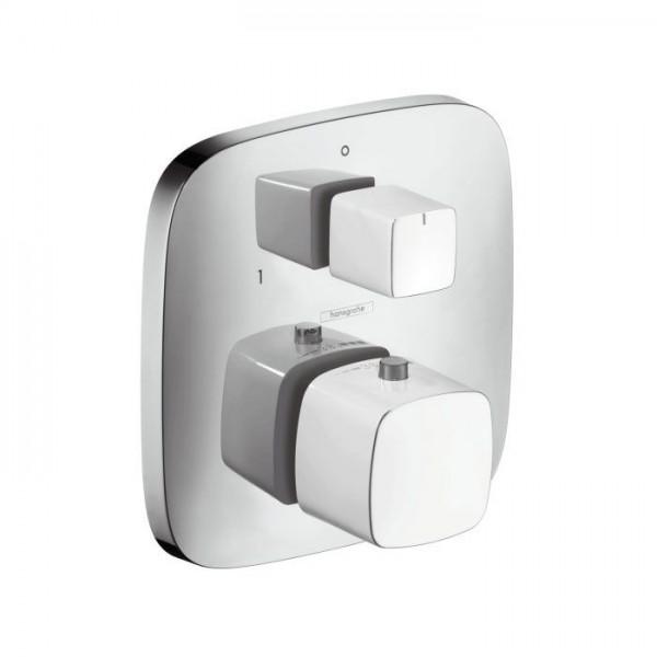 Термостат Hansgrohe PuraVida 15771400 для ванны с душем мебель для комнаты новорожденных